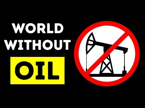 What If the World Ran Out of Oil
