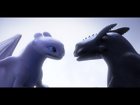 HOW TO TRAIN YOUR DRAGON: THE HIDDEN WORLD   Official Trailer 2