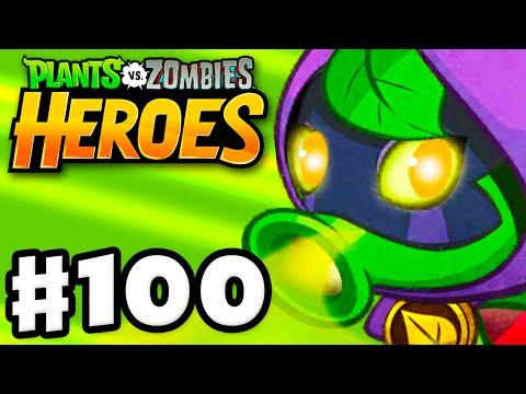 New Update! Hero Quests! - Plants vs. Zombies: Heroes - Gameplay Walkthrough Part 100 (iOS, Android)