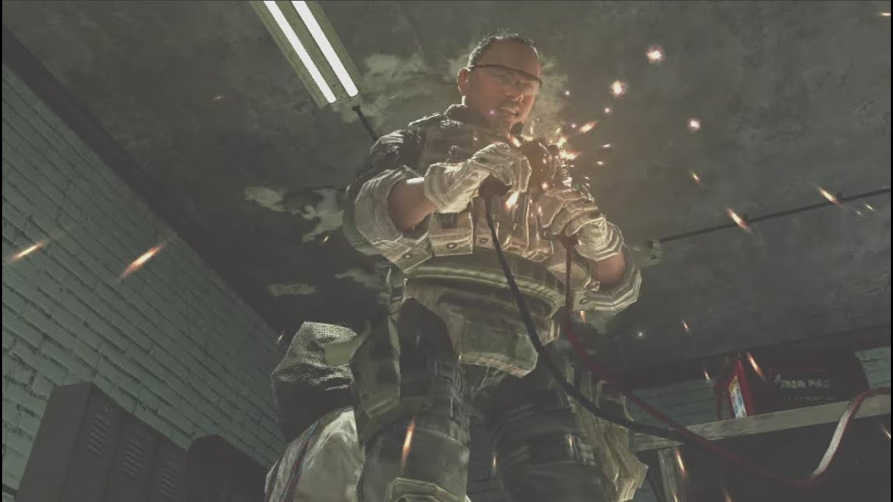 Modern Warfare 2 Ghost Face Reveal
