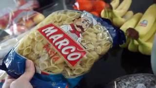 yemekli misafir market alisverisi vlog 122