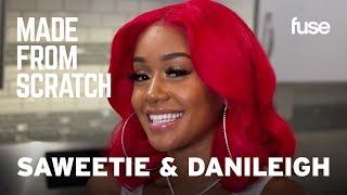 Saweetie & DaniLeigh Revisit Their Roots Cooking with Their Families   Made From Scratch   Fuse