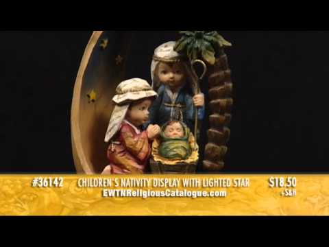 EWTN Religious Catalogue - 11-21-2011 - Children's Christmas - Barbara McGuigan