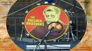 The Bollock Brothers - Woke up this morning @ U&D Stuttgart