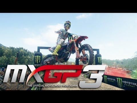 MXGP3 - Jogo de Motocross muito louco! 😬