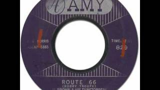 Download Al Brown & His Tunetoppers / Route 66 [Amy #829] 1961 *Original 45rpm Quality Audio MP3 song and Music Video