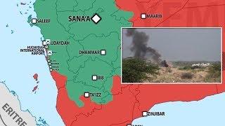 26 июня 2018. Военная обстановка в Йемене. Хуситы блокировали наступающие войска коалиции у Ходейды.