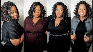 PLUS SIZE TRY-ON HAUL | CITY CHIC REVIEW | + ELOQUII, TORRID, MACY