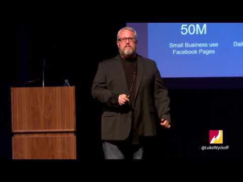 Luke Wyckoff - How Social Media CAN Get You the Job