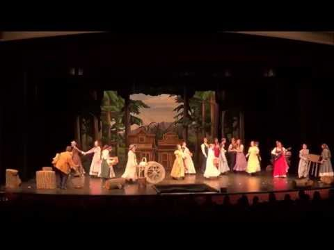 Seven Brides For Seven Brothers Hastings High School Part 1