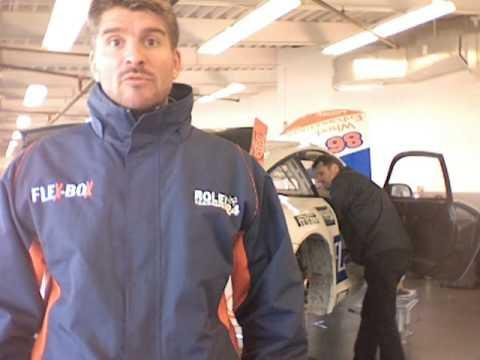 2009 Rolex 24 at Daytona: Matthew Marsh - Friday