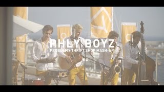 The Phly Boyz - Problem/Thrift Shop Mash-Up (Live Cover)