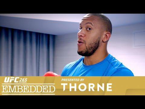 UFC 265 Embedded: Vlog Series - Episode 2