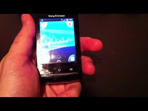 Test du Sony Ericsson Xperia X10 Mini Pro | par Top-For-Phone.fr