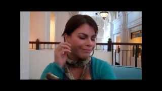 Olga Tañon manda saludos a Huffpost Voces