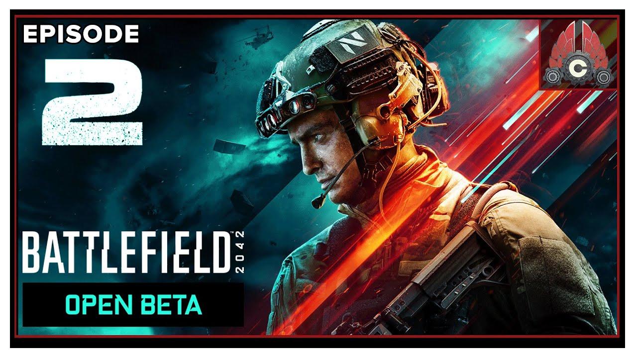 CohhCarnage Plays Battlefield 2042 Beta - Episode 2