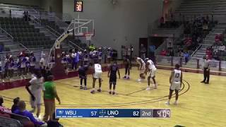Privateers vs. Williams Baptist Highlights (Dec. 18, 2018)
