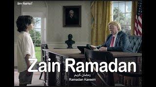 All Reacts To Zain Ramadan 2018 Commercial - سيدي الرئيس