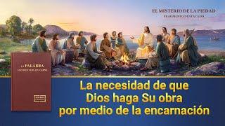 """Película evangélica """"El misterio de la piedad"""" Escena 6 - La necesidad de que Dios haga Su obra por medio de la encarnación"""