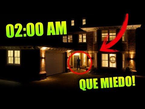 NOS GOLPEAN LA PUERTA A LAS 2:00 AM!!