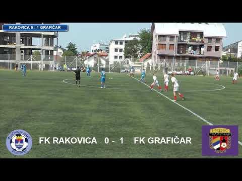 FK RAKOVICA 1 - 5  Fk GRAFICAR   (2004.godište) 3. Kolo
