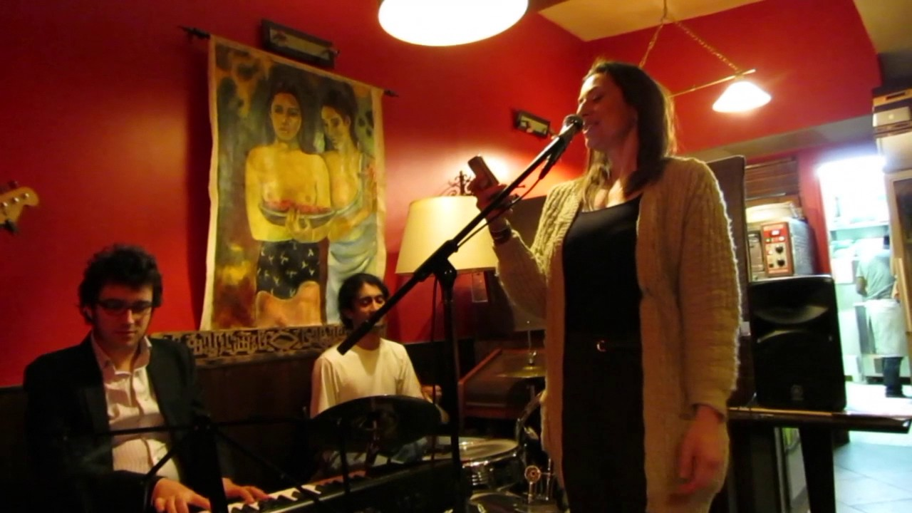 paris jazz jam sessions - green café - march 2017 - youtube