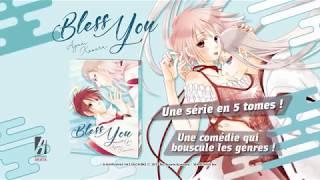 bande annonce de l'album Bless You Vol.1