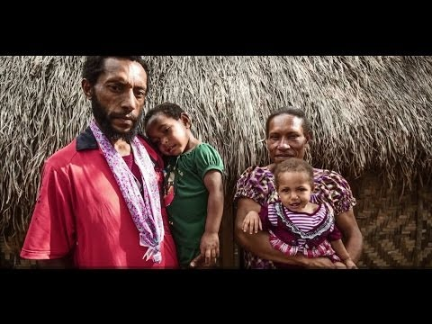 Papua New Guinea: Born free of HIV