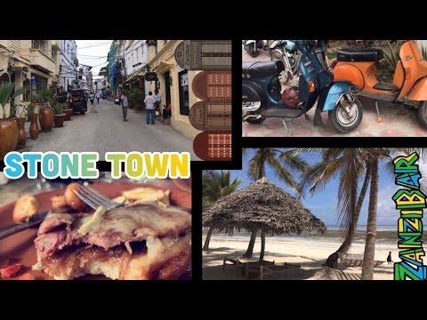STONE TOWN ZANZIBAR🌴🇹🇿 (UNESCO World Heritage Site) — Africa Trip Travel Vlog 12 (Tanzania)