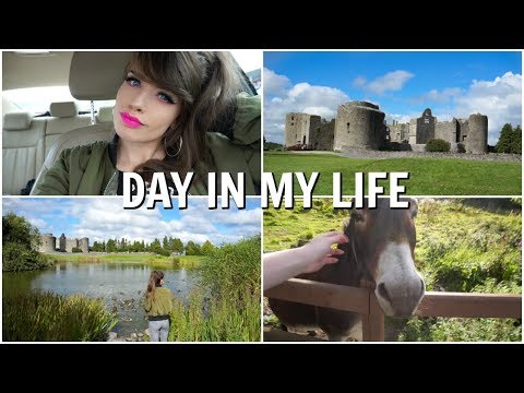 Vlog: Tears, Castles & Cakes! A day in my life | Jessie B