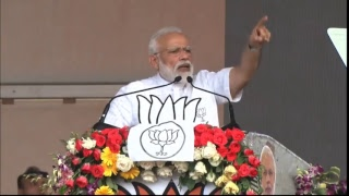 PM Shri Narendra Modi addresses public meeting in Kolkata West Bengal 03 04 2019