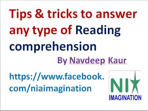 Tips for How to Use Visualization to Improve Reading Comprehension ...