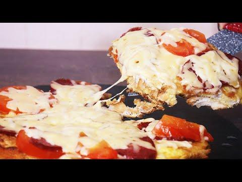 Պիցցա Առանց Խմոր Թխելու․ Համեղ և Արագ Հրաշք Պիցցա
