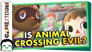 Is Animal Crossing Evil? | Game/Show | PBS Digital Studios