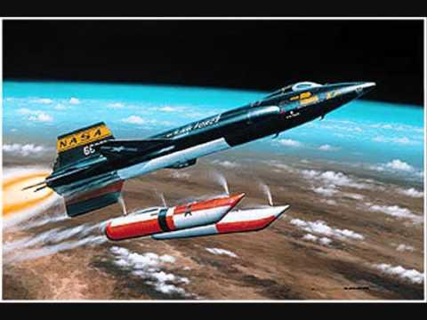 North American X-15 - YouTube  North American ...