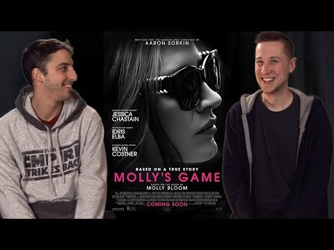 Molly's Game review - What a script!
