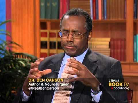 Book TV In Depth: Ben Carson