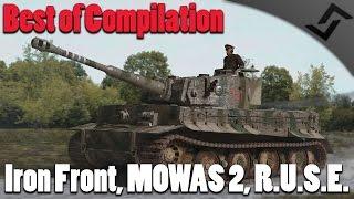 Best of April 2016 Compilation - Iron Front, MOWAS 2, Verdun, R.U.S.E. & More!