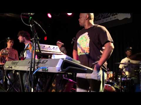 Snarky Puppy's Early Set @ Southland Ballroom in Raleigh, NC  Sept 25th '14