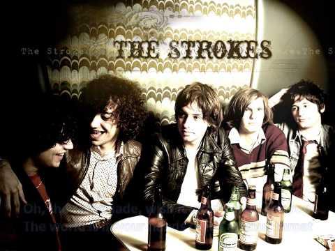 The strokes razorblade karaoke