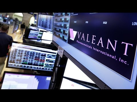 Morgan Stanley Upgrade Sparks Valeant Pharmaceutical Rally