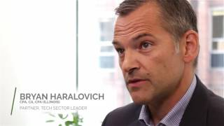 Bryan Haralovich - Why entrepreneurs choose Welch LLP