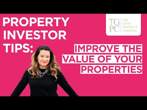 Property Investor Tips: Improve The Value Of Your Properties