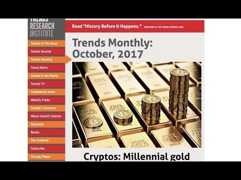 Gerald Celente - Your October Trends Monthly! History Before it Happens