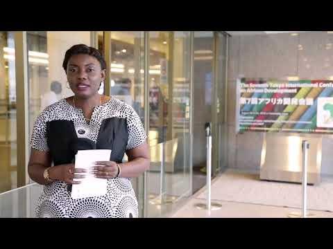 7ème Conférence Internationale sur le Développement de l'Afrique (TICAD7) à Yokohama