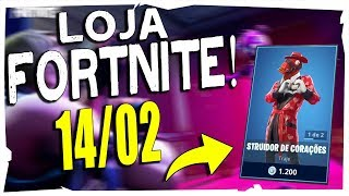 Shop Fortnite-Today's store 14/02/2019 new Skin + hack