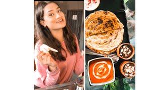 6 min food challenge | crazy 6min lunch challenge | fun
