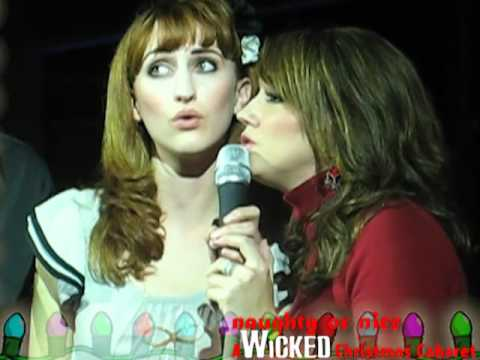 wicked touring cast ill be home for christmas - Ill Be Home For Christmas Cast
