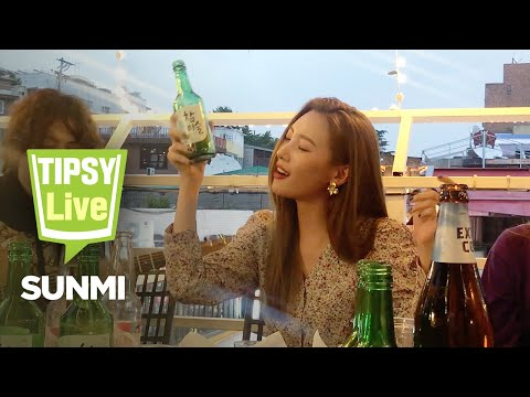 Sunmi Is Still Cute When She's Drunk [Tipsy Live]  • ENG SUB • dingo kdrama