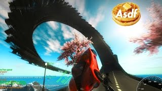 Just Cause 2 MP: Flip & Smash with the Asdfs